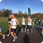 Team PAC-UK Raises over £1,000 at 2016 Regents Park 10k
