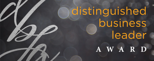 2017 Distinguished Business Leader Award