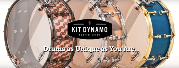 TIFEM Presents: Kit Dynamo Snare Drum Launch