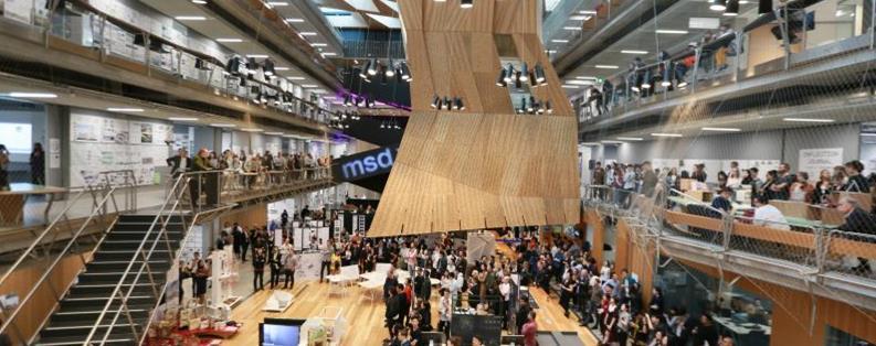 Image of event at Melbourne School of Design