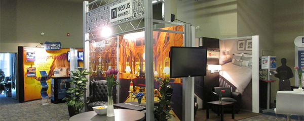 Business After Hours at Nexus Exhibits