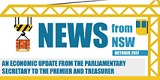 AN ECONOMIC UPDATE FROM THE PARLIAMENTARY SECRETARY TO THE PREMIER AND TREASURER