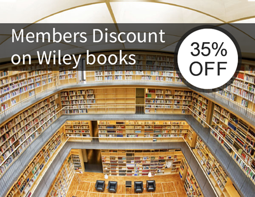 35% Wiley Books Discount