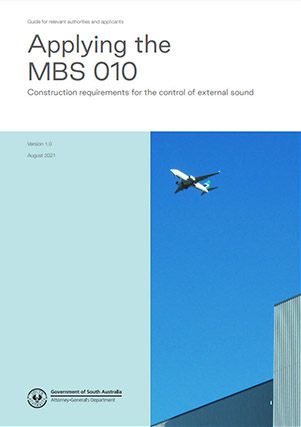 Guide to Applying the MBS 010