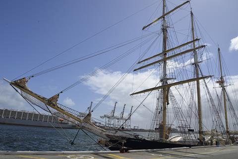 Ships Ahoy!