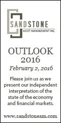 Ad: Sandstone Asset Management – Outlook 2016
