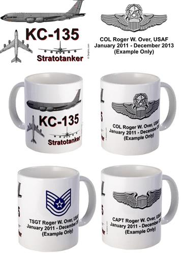KC-135/B-52 Wings Mugs