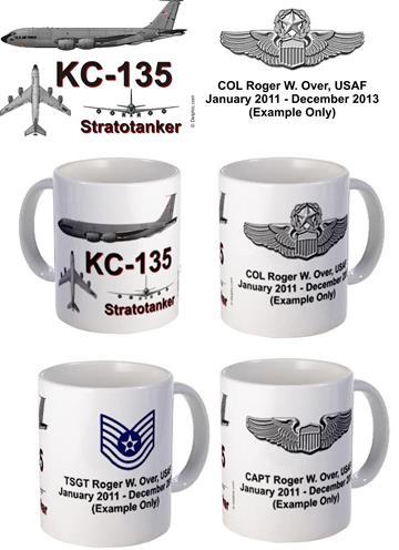 KC-135/B-52 Wings Mugs