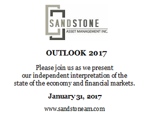 Ad: Sandstone Asset Management - Outlook 2017