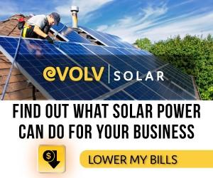 Ad: Evolv Solar