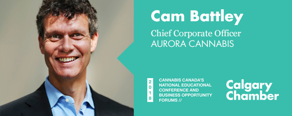 Cannabis Canada Forum Business Luncheon