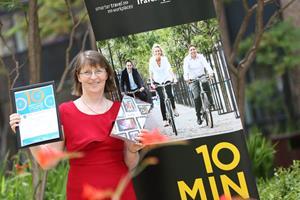 Máire Jones, Best New Cyclist Story