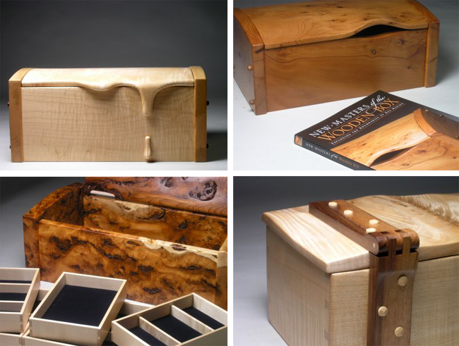 Peter Lloyd boxes