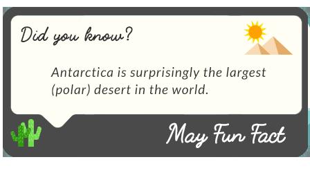 May 2017 fun facts