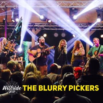 image of band The Blurry Pickers