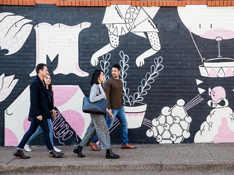 Newcastle Streetscapes, Newcastle Writer's Festival