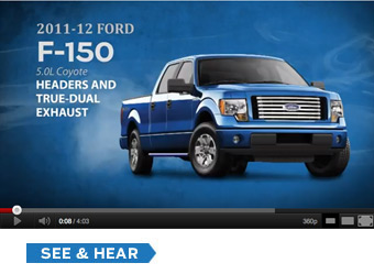 Ford F-150 Before & After Before & After