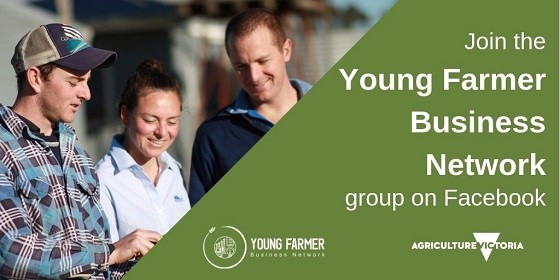 Young Farmers Business Network Facebook tile