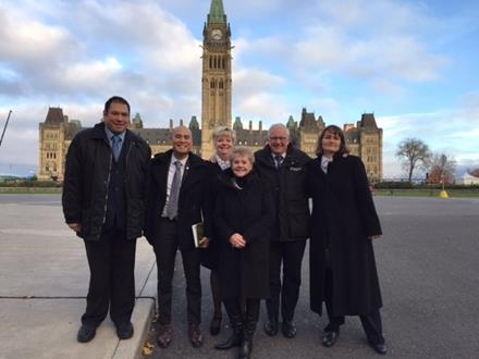 SOBC on Parliament Hill