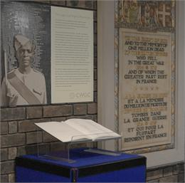 Nigeria and Lagos Roll of Honour