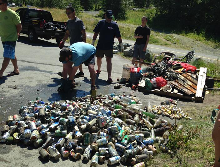 Great Lake Cleanup 2014
