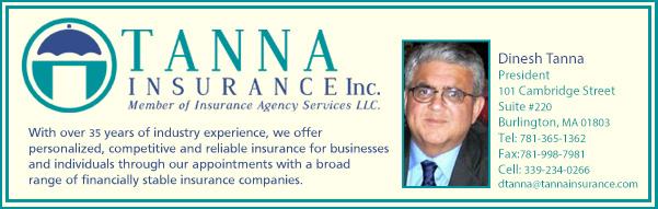 tanna insurance ad