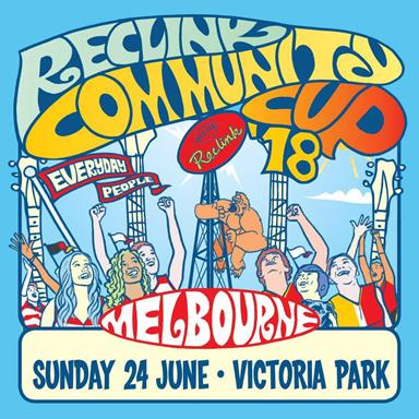 Reclink Community Cup Melbourne Sunday 24 June Victoria Park
