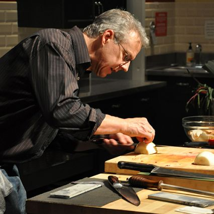 Learn to Cut Like a Pro with Bob Kramer