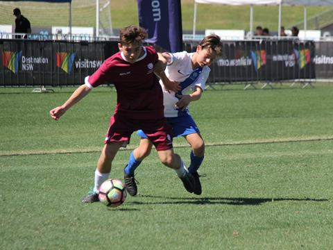 FFA National Youth Championships for Boys