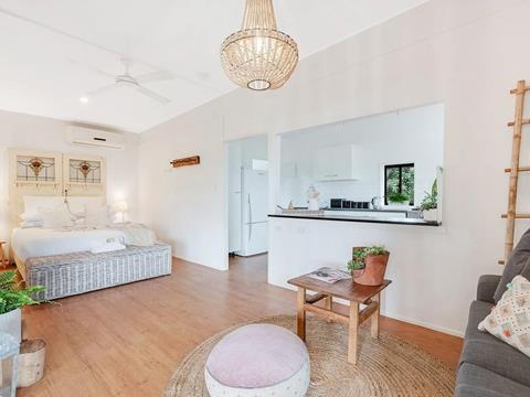 The new one-bedroom apartment at Farm & Co
