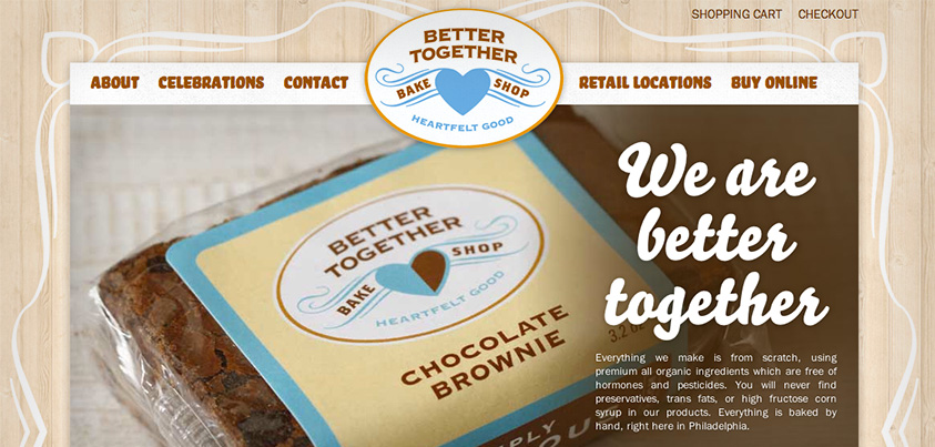 Better Together Bake Shop