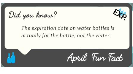 April 2017 fun facts
