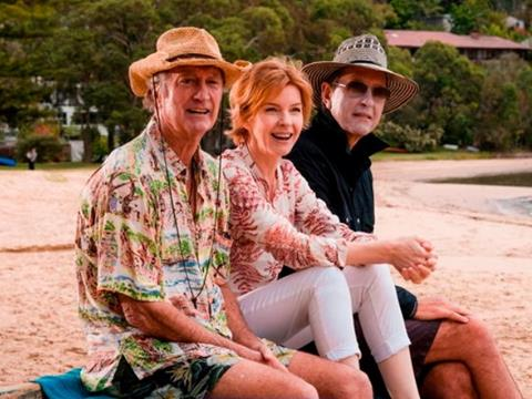 Palm Beach - Sydney Film Festival