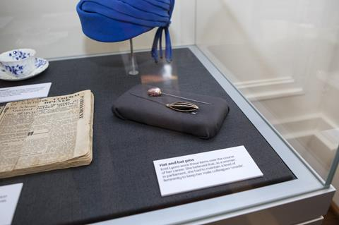 Objects Relating to Dame Dorothy Tangney