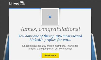Most Viewed Linked In Profiles