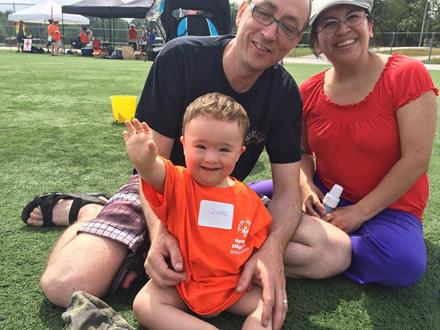 Special Olympics BC Youth Sports Day