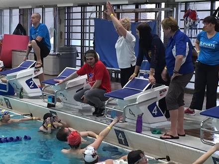 Performance Program swimming camp