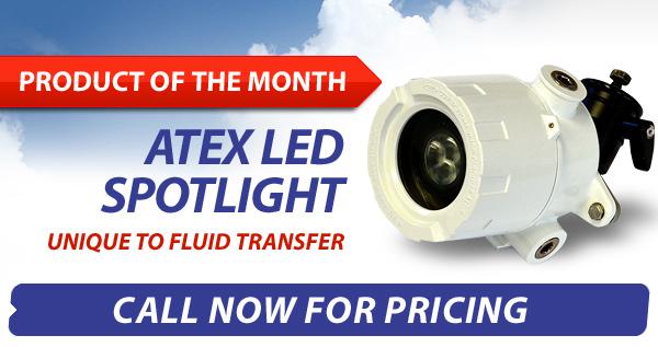 ATEX LED Spotlight