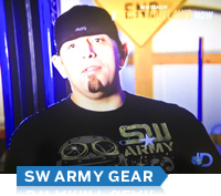 SW Army Featured On Street Outlaws