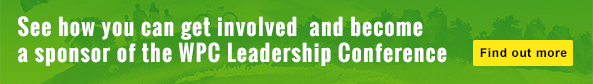 See how you can get involved and become a sponsor of the WPC Leadership Conference