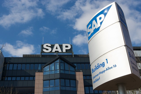 SAP restructures