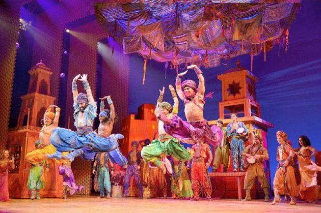 Disney's Hit Broadway Aladdin