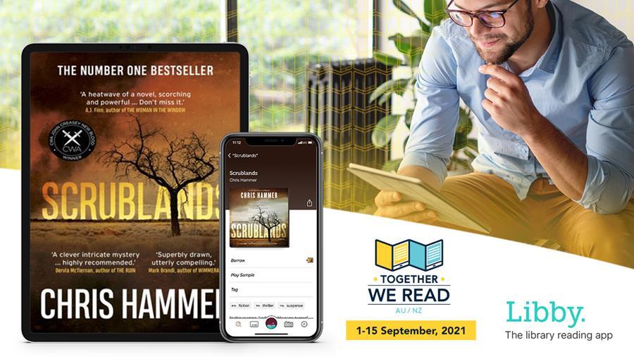 Together we read - Scrublands