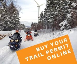 Online trail permit