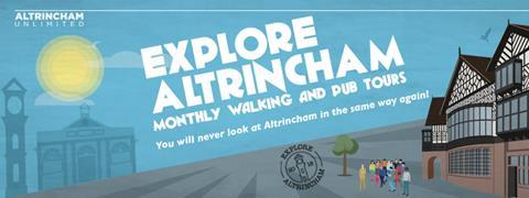 Altrincham town centre