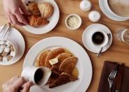 Petit-Déjeuner Gîte du Mont-Albert