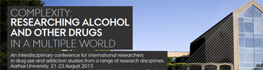 Complexity: Researching alcohol and other drugs in a multiple world.