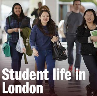 Student life in London