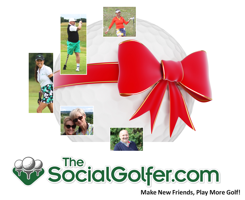 The Social Golfer Xmas Voucher