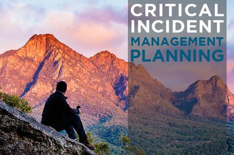Critical incident Managing Planning Workshops